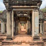 explore banteay samre in siem reap