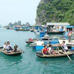 halong bay fishing village vietnam itinerary 2 weeks