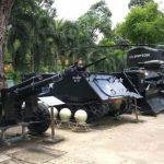 museum of war remnant in saigon