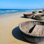 my khe beach in danang vietnam laos cambodia 2 week itinerary