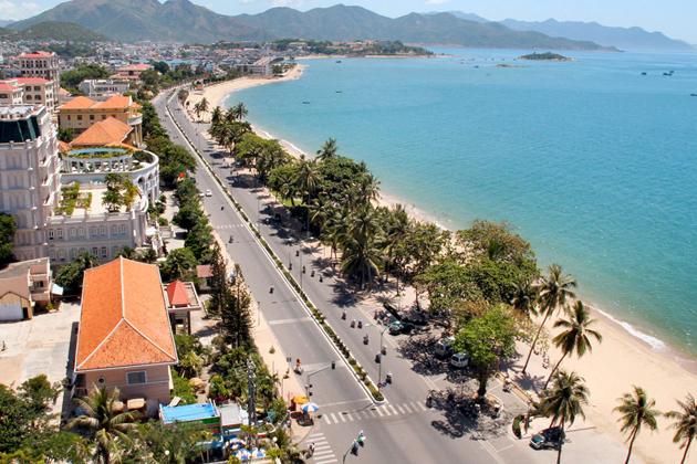 Tran Phu Beach Nha Trang Beaches
