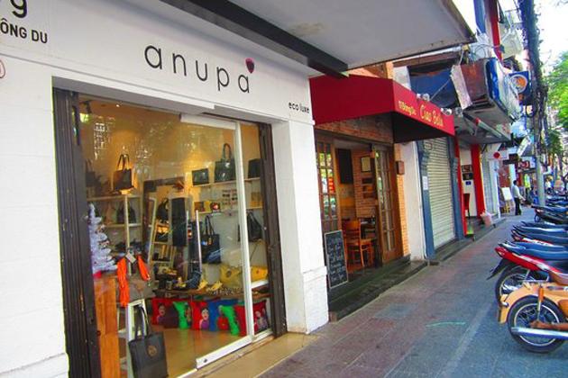 Anupa Eco Boutique