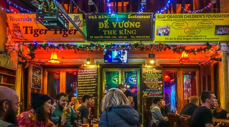 Bars and Pubs in Hoi An