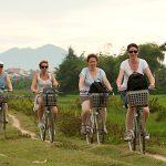 Bike trip in Hoi An
