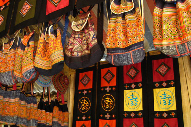 Top Recommended Brocade Shops in Sapa