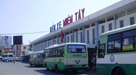 Bus stations in Vietnam