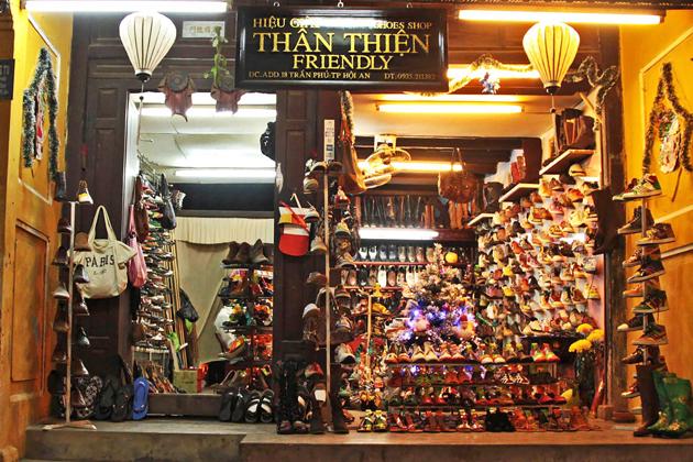 Friendly Shoe Shop Hoi An