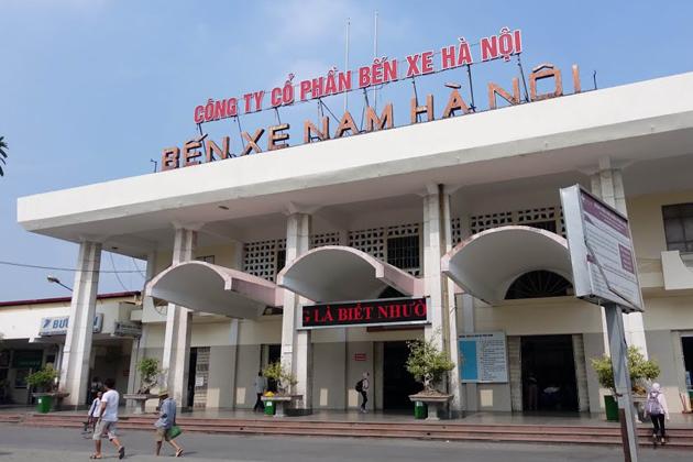 Giap Bat Bus Station