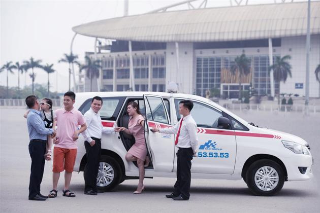 Hanoi taxi group