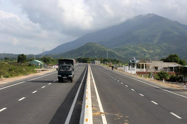 Highway 1 A - Vietnam