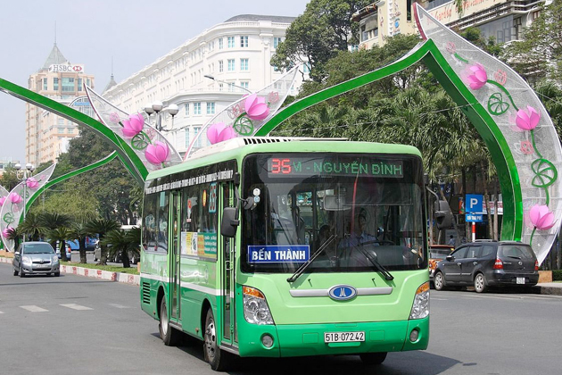 Ho Chi Minh City Bus