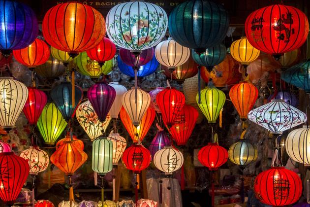 Hoi An Lantern Workshop