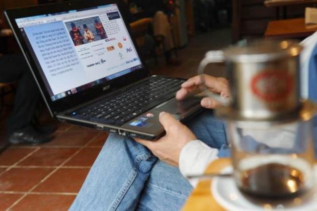 Internet speed in Vietnam reaches above average standard in big cities