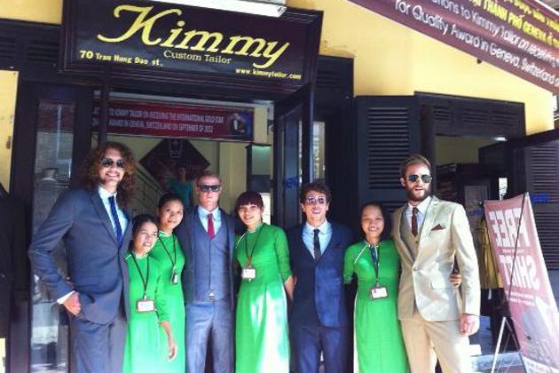 Kimmy Custom Tailor