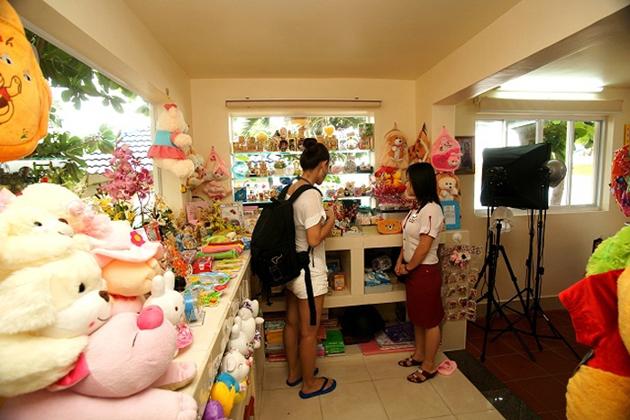 Lan Rung shop sapa