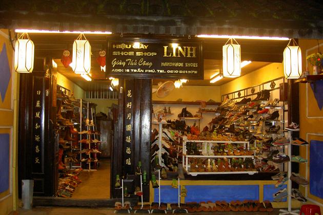 Linh Shoe Shop Hoi An
