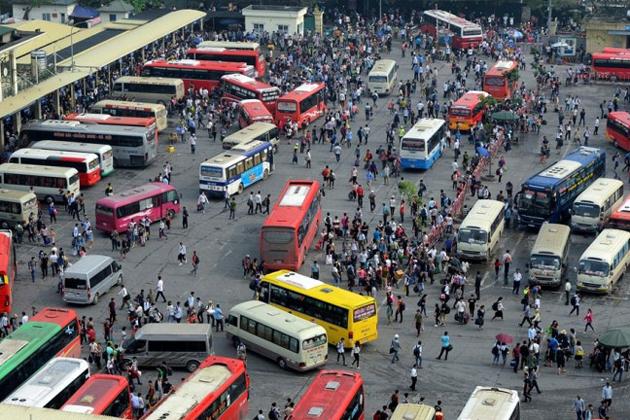 My Dinh Bus Station