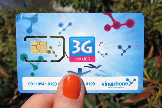 SIM Cards in Vietnam