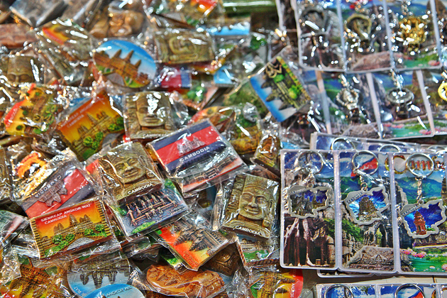 Top 10 Cambodia Souvenirs to Buy
