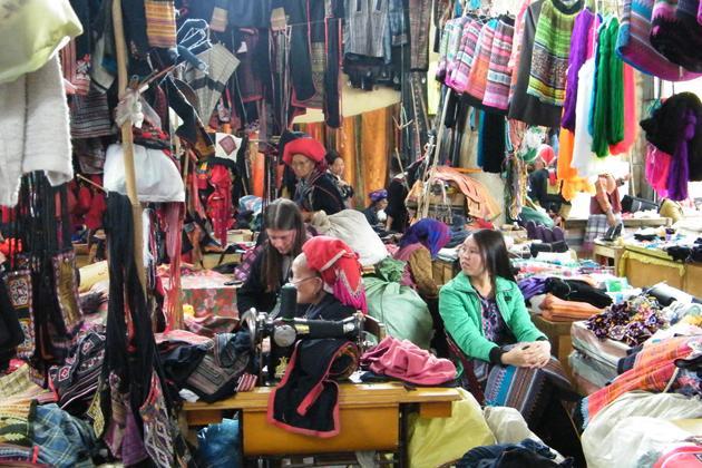 Top 10 Handicraft Shops in Sapa