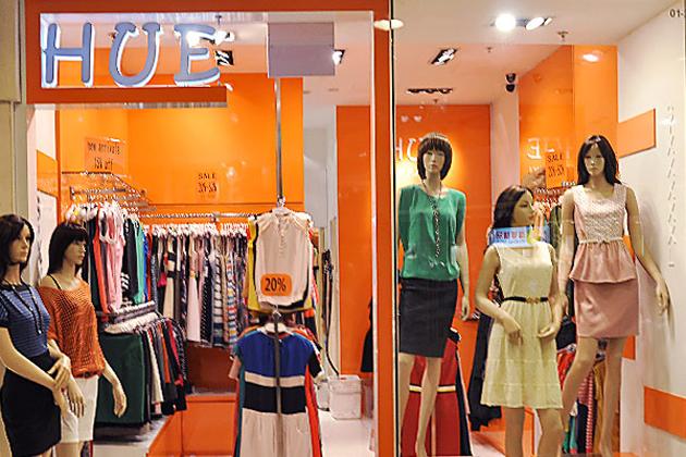 Top 10 fashion shops in Hue