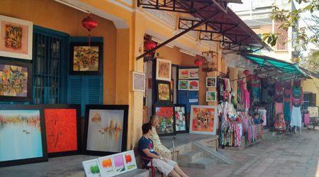 Top 5 Art Galleries in Hoi An
