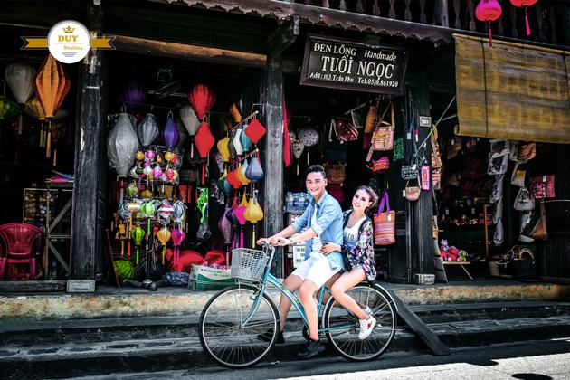 Tuoi Ngoc HandMade souvenir shops in Hoi An