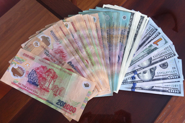 Vnd To Usd Exchange Rate