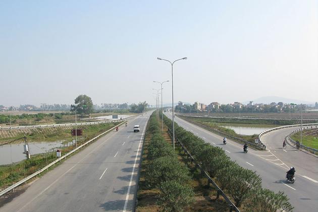 Vietnam highway system