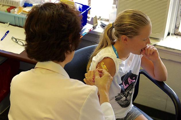 Vietnam vaccinations