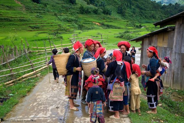 Ta Phin Village in Sapa