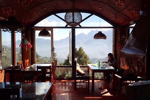Nature View Restaurant Sapa