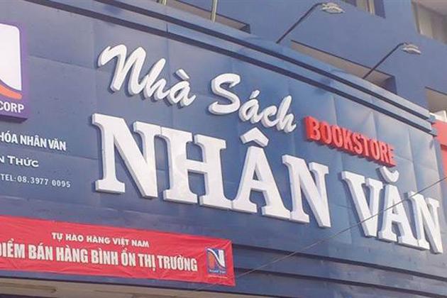 Nhan Van Bookstore Saigon