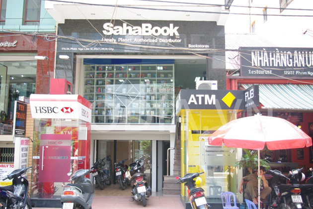 Saha Book Saigon Ho Chi Minh City bookstore
