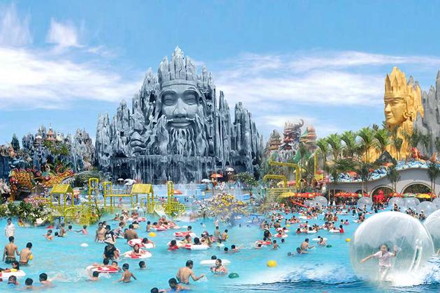 Suoi Tien Theme Park