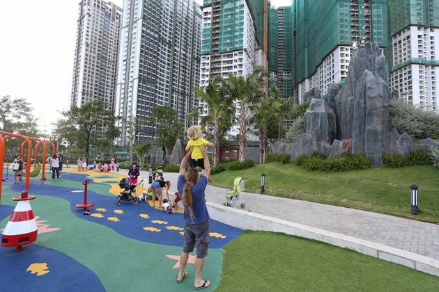 Tan Cang Park
