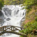 datanla waterfall in dalat