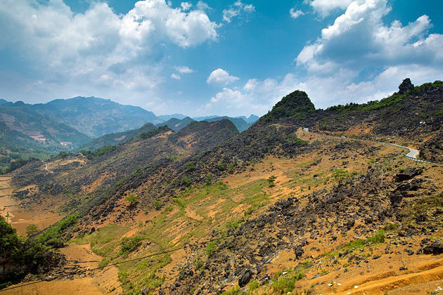dong van rock plateau in ha giang province vietnam vacation packages