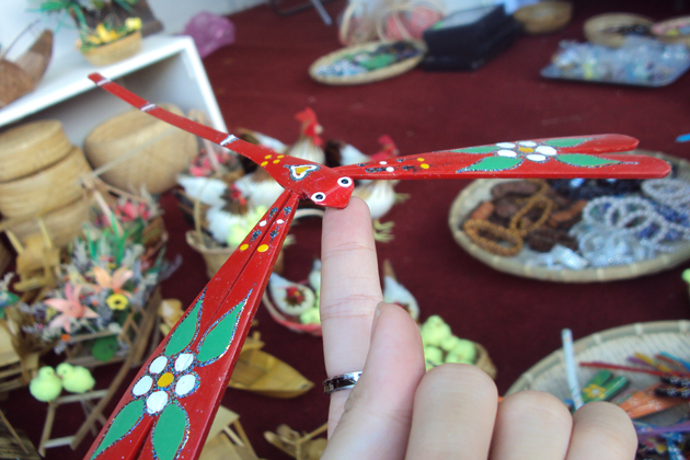Bamboo Dragonfly vietnam souvenirs