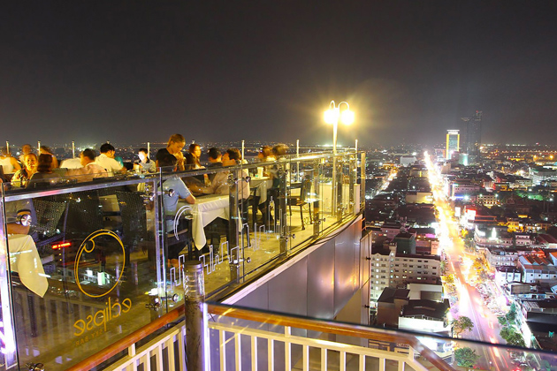 Eclipse Sky Bar Phnom Penh