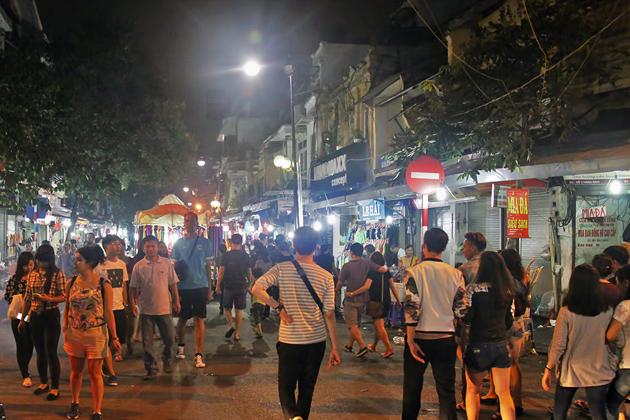 Hanoi Old Quarter Night Market