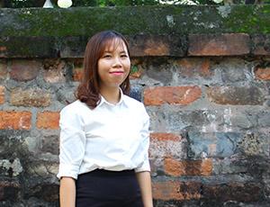 Hoang Anh, Hoang Anh Do (Ms.) – Marketing Executive