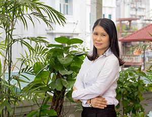 Hue, Le Thi Hue (Mrs.) – Housekeeper