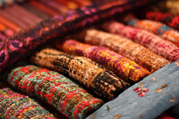 Laos Silk Products (Textiles)