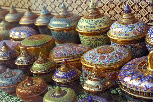 Laos ceramic products