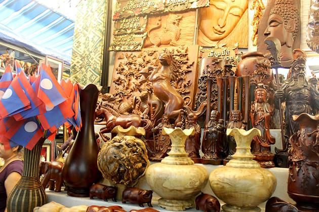 Laos handicraft