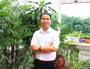 Binh, Binh Nguyen (Mr.) – Sales Executive