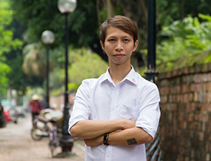 Vu Ngoc Tinh (Mr.) – IT Administrator