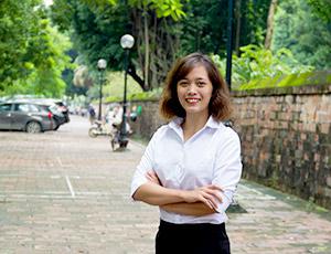Rosie, Duyen Nguyen (Ms.) - Sales Executive