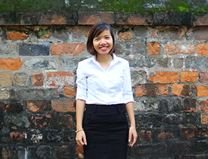 Linh, Le My Linh (Ms.) – Hanoi Deputy Operation Manager